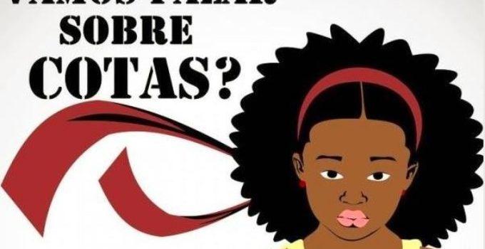 Plano de Aula Ensino Medio discutindo as cotas raciais nas Universidades