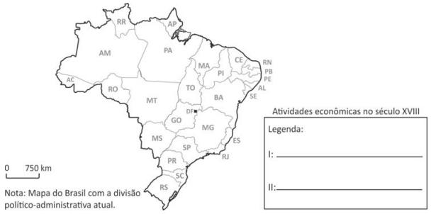 Prova deHistória Brasil Colônia 1º Ano 3