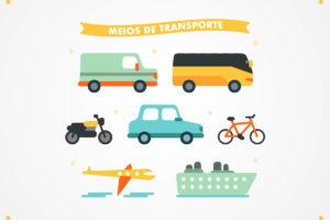 Meios de Transporte